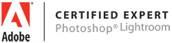 Adobe Certified Photoshop Lightroom Expert