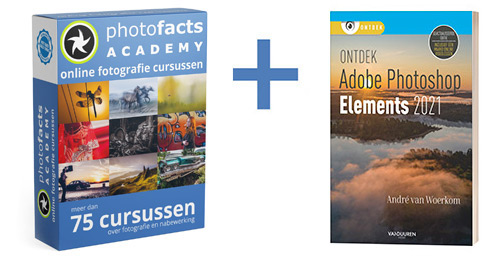 Photofacts Academy + Ontdek Photoshop Elements 2021