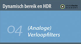 Analoge verloopfilters