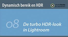 De turbo HDR look in Lightroom