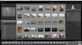 De Lightroom Interface bekeken
