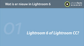 Lightroom 6 versus Lightroom CC