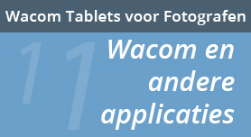 Wacom en andere applicaties