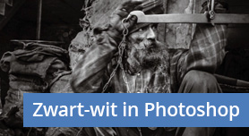 Zwart-wit in Camera Raw en Photoshop